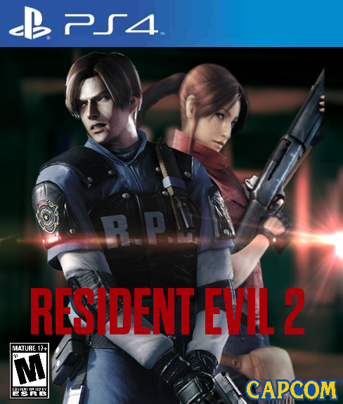 Gry PlayStation 4 - Resident Evil 2 (Gra PS4)
