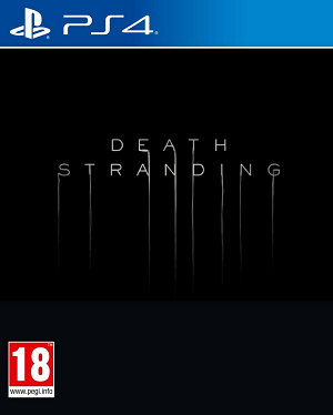 Gry PlayStation 4 - Death Stranding (Gra PS4)