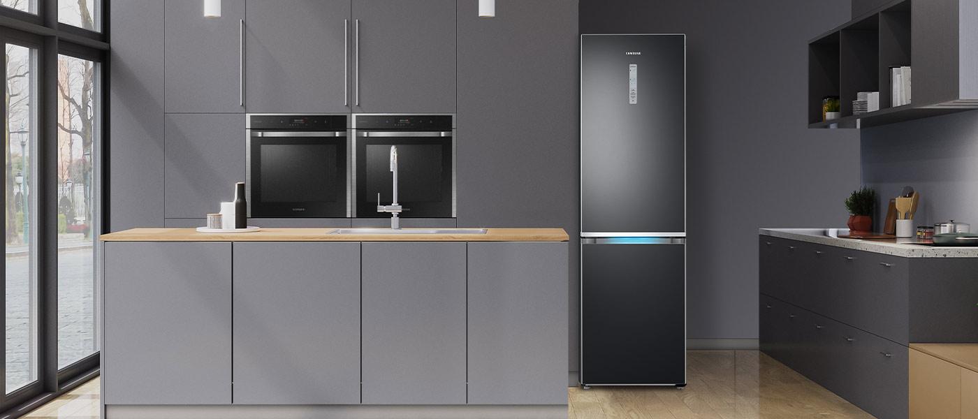 Elegantní a moderní lednička Samsung