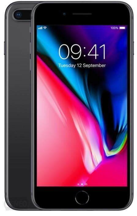 Smartfony - Apple iPhone 9 Plus Gwiezdna szarość