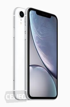 Smartfony - Apple iPhone XR 64GB Biały