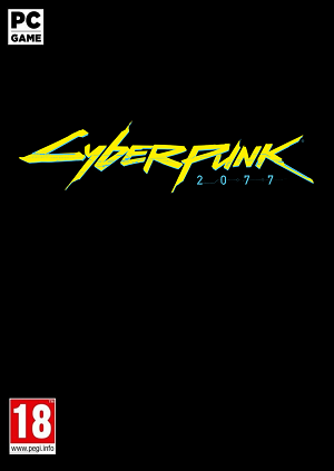 Gry PC - Cyberpunk 2077 (Gra PC)