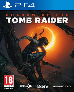 Gry PlayStation 4 - Shadow of the Tomb Raider (Gra PS4)