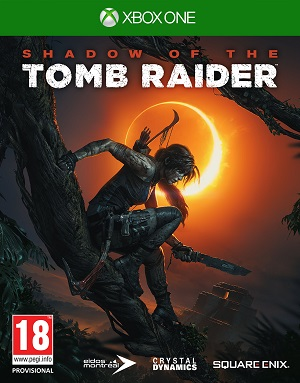 Gry Xbox One - Shadow of the Tomb Raider (Gra Xbox One)