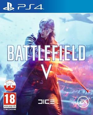 Gry PlayStation 4 - Battlefield V (Gra PS4)
