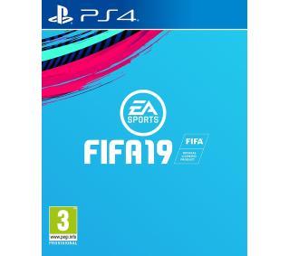 Gry PlayStation 4 - FIFA 19 (Gra PS4)