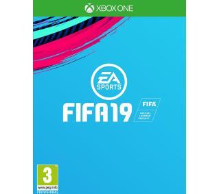 Gry Xbox One - FIFA 19 (Gra Xbox One)