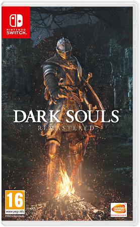 Gry Nintendo Switch - Dark Souls Remastered (Gra NS)