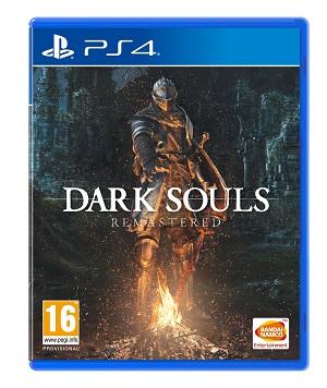 Gry PlayStation 4 - Dark Souls Remastered (Gra PS4)