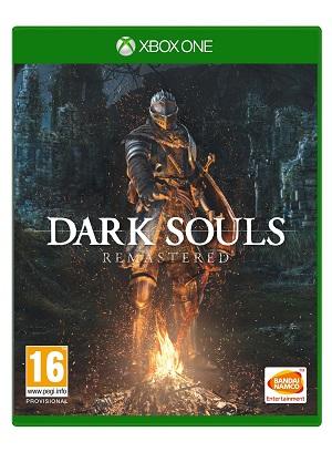 Gry Xbox One - Dark Souls Remastered (Gra Xbox One)