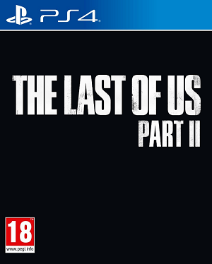 Gry PlayStation 4 - The Last Of Us Part Ii (Gra PS4)