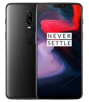 Smartfony - ONEPLUS 6 6/64GB Czarny