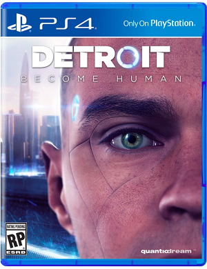 Gry PlayStation 4 - DETROIT: Become Human (Gra PS4)