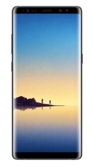 Smartfony - Samsung Galaxy Note 9 Czarny