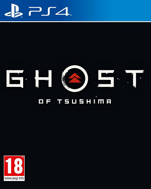 Gry PlayStation 4 - Ghost of Tsushima (Gra PS4)