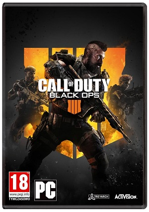 Gry PC - Call Of Duty: Black Ops 4 (Gra PC)