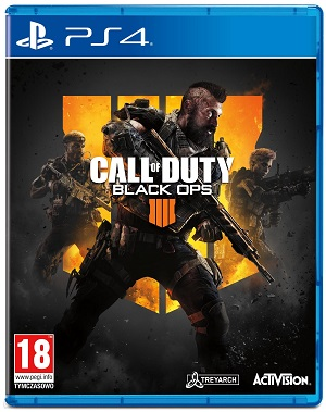 Gry PlayStation 4 - Call Of Duty: Black Ops 4 (Gra PS4)