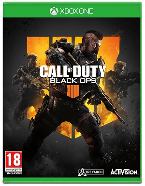 Gry Xbox One - Call Of Duty: Black Ops 4 (Gra Xbox One)