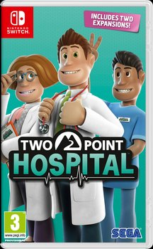 Gry Nintendo Switch - Two Point Hospital (Gra NS)