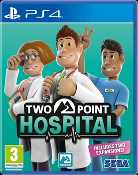 Gry PlayStation 4 - Two Point Hospital (Gra PS4)