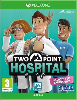 Gry Xbox One - Two Point Hospital (Gra XBOX ONE)