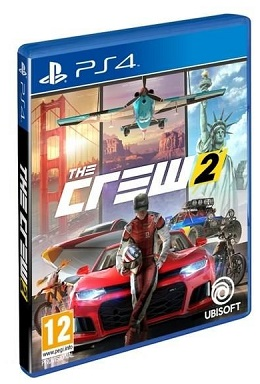 Gry PlayStation 4 - The Crew 2 (PS4)