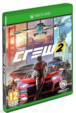 Gry Xbox One - The Crew 2 (Xbox One)